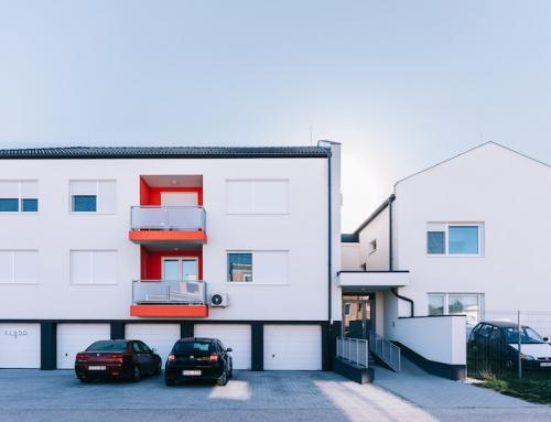 13 lakásos társasház – generálkivitelezés